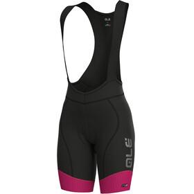 Alé Cycling PRS Master Bibshorts Women prune-flou pink
